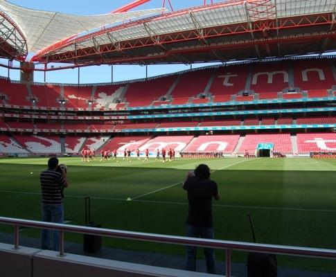 Estádio da Luz (Hugo Beleza)