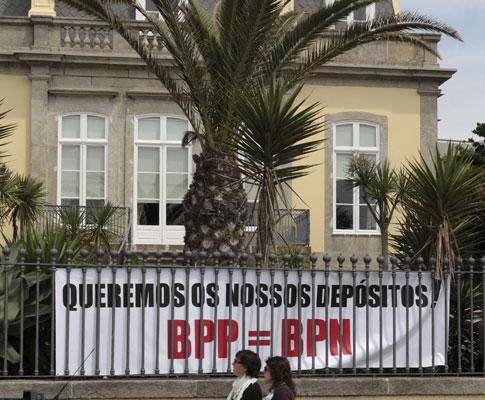 Clientes do BPP revoltados