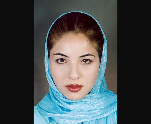 Jornalista americana Roxana Saberi