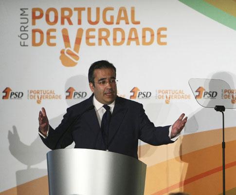 Paulo Rangel cabeça de lista do PSD às europeias