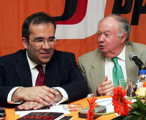 Paulo Rangel e Alberto João Jardim