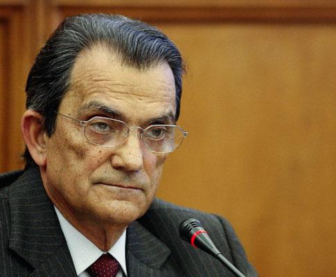 José Oliveira Costa na AR