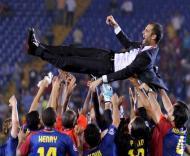 Barcelona campeão da Europa