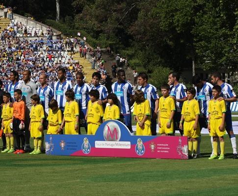 F.C. Porto-P. Ferreira: festa do Jamor aos aliados