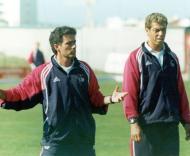 Mourinho com Mozer a adjunto na Luz