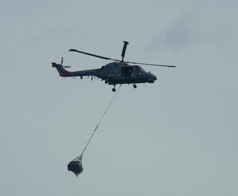 Novas imagens enviadas pela Força aérea brasileira
