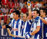 F.C. Porto é campeão nacional de hóquei em patins
