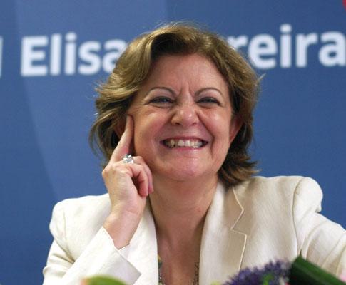 Elisa Ferreira apresenta candidatura à Câmara do Porto