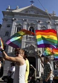 Marcha LGBT, em Lisboa