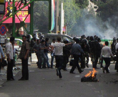 Oposição no Irão