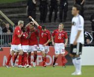 Sub-21: Alemanha-Inglaterra