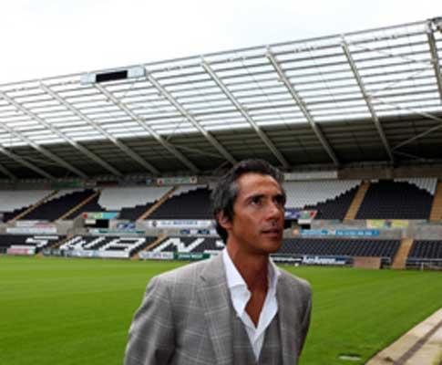 Paulo Sousa no Swansea