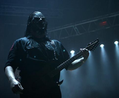 Slipknot no Optimus Alive!09