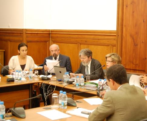 Comissão de Saúde (Hugo Beleza)
