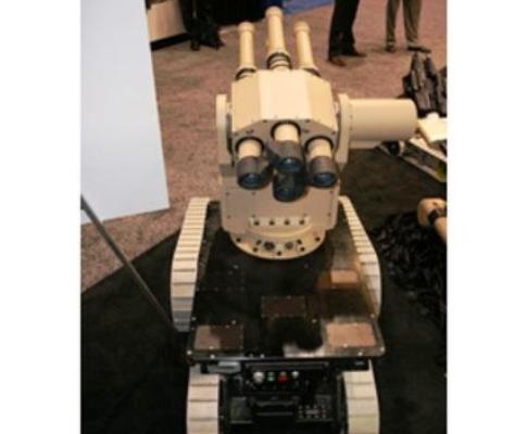 O «Warrior», pode vir a tornar-se uma das maiores máquinas assassinas já criada