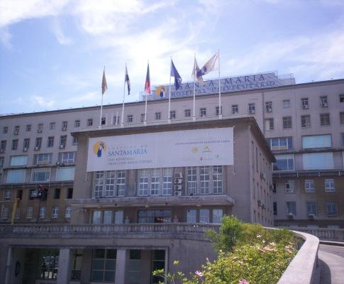 Incêndio no Hospital Santa Maria obriga ao fecho da urgência central