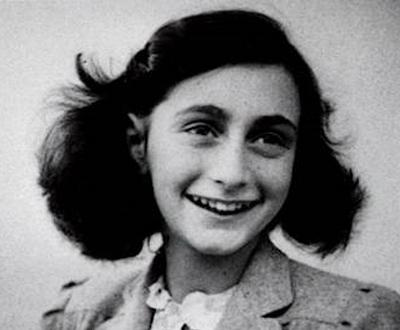 Anne Frank (foto site museu Anne Frank)