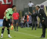 Vukcevic e Carlos Pereira