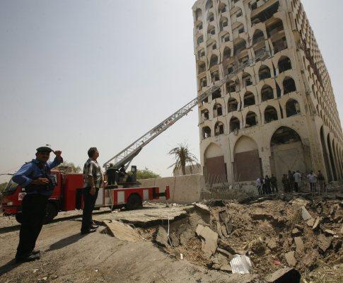 75 mortos em série de atentados em Bagdad