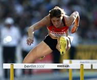 Carolin Nytra (ALE), 100m Barreiras