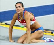 Yelena Isinbayeva (RUS), Salto com Vara