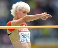 Ariane Friedrich (ALE), Salto em Altura