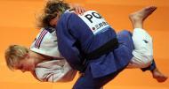 Telma Monteiro ganha medalha de prata