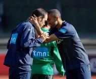 Ricardo Carvalho e Bosingwa