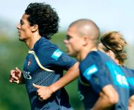 Bruno Alves e Pepe