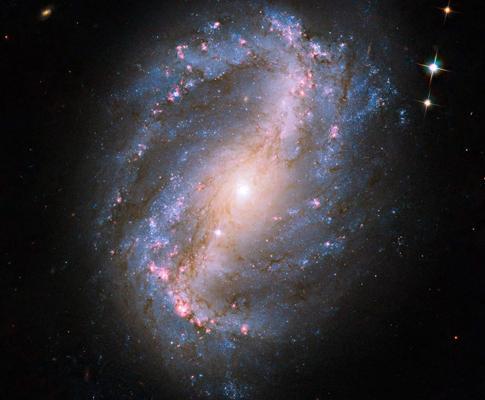 Novas imagens do Hubble
