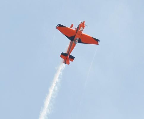Piloto espanhol da Red Bull Air Race morre durante acrobacia