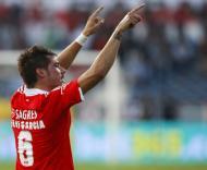 Belenenses-Benfica: Javi Garcia marcou