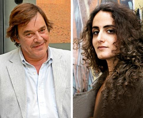 Miguel Sousa Tavares namora uma escritora brasileira