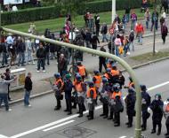 Confrontos em Basileia