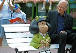 Mafalda e Quino
