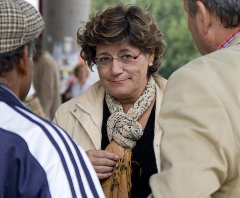PS: Ana Gomes em campanha para a Câmara de Sintra