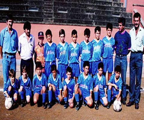 Ronaldo, o menino: futebol no baptizado e no Caminho do Lombinho