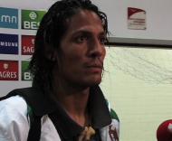Bruno Alves comenta o Portugal - Hungria