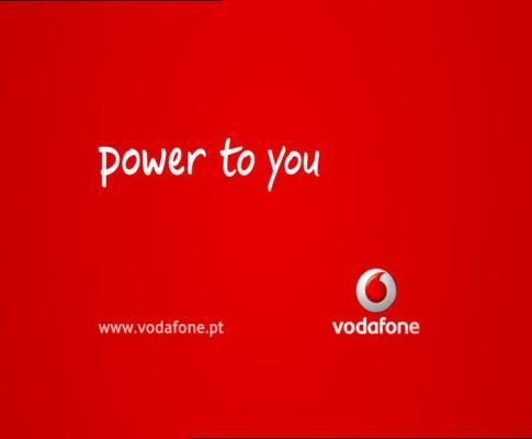«Power to you» - Vodafone