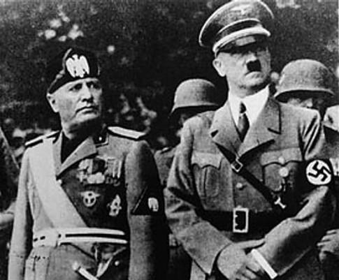 Mussolini trabalhou para serviço secreto britânico