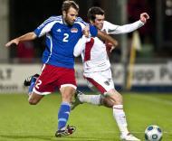 Liechtenstein-País de Gales, fase de qualificação Mundial 2010