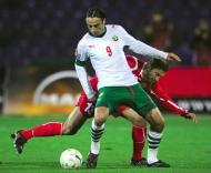 Bulgária-Geórgia, fase de qualificação Mundial 2010
