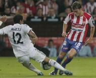 SPORTING GIJON VS. REAL MADRID (EPA/ALBERTO MORANTE)