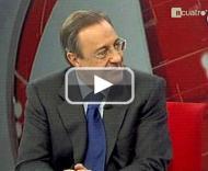 Entrevista a Florentino Pérez