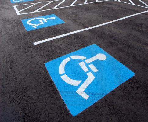 Parque para Deficientes