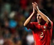 Bruno Alves abriu o marcador para Portugal