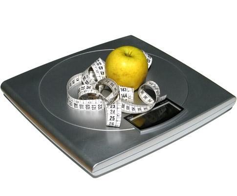 Balança Peso Dieta Rituais