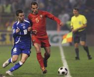 Bosnia VS Portugal (EPA/MANUEL DE ALMEIDA)