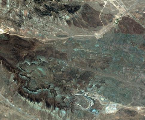 Nuclear: Irão anuncia dez novas fábricas