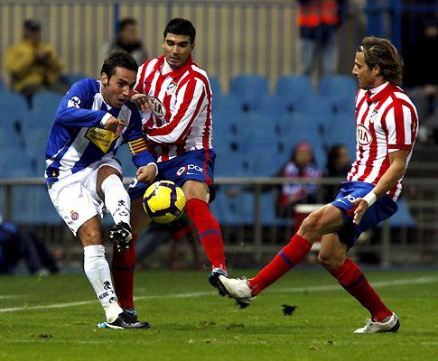 9161be5851 Atl. Madrid  José Antonio Reyes transportado ao hospital ...